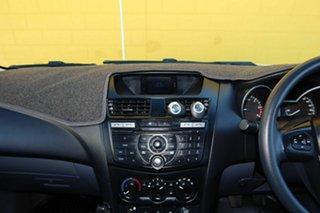 2015 Mazda BT-50 UP0YF1 XT White 6 Speed Manual Utility