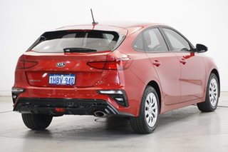 2020 Kia Cerato BD MY20 S Runway Red 6 Speed Sports Automatic Hatchback