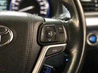 2015 Toyota Kluger GSU50R GXL 2WD Maroon 6 Speed Sports Automatic Wagon