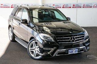 2013 Mercedes-Benz ML250 CDI BlueTEC 166 4x4 7 Speed Automatic Wagon.