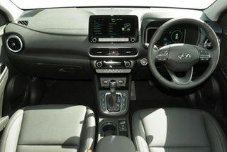 2021 Hyundai Kona Os.v4 MY21 Highlander 2WD Dive In Jeju & Black Roof 8 Speed Constant Variable