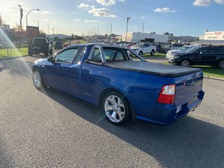 2012 Ford Falcon FG Upgrade XR6 (LPi) Blue 6 Speed Automatic Utility