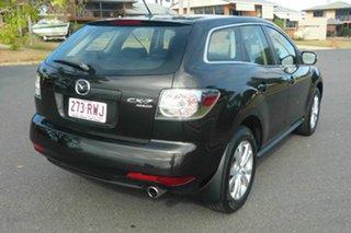 2011 Mazda CX-7 ER10A2 Sports Black 6 Speed Manual Wagon.