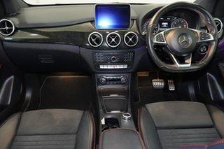 2016 Mercedes-Benz B-Class W246 806MY B250 DCT 4MATIC White 7 Speed Sports Automatic Dual Clutch
