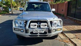 2013 Mitsubishi Pajero NW MY13 GLX-R LWB (4x4) Silver 5 Speed Auto Sports Mode Wagon