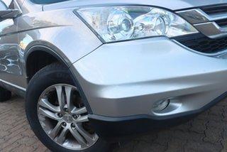 2012 Honda CR-V RE MY2011 Luxury 4WD Silver 5 Speed Automatic Wagon.
