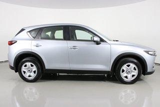 2017 Mazda CX-5 MY17 Maxx (4x2) Silver 6 Speed Automatic Wagon