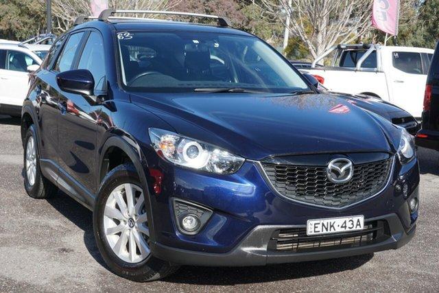 Used Mazda CX-5 KE1071 Maxx SKYACTIV-Drive AWD Sport Phillip, 2012 Mazda CX-5 KE1071 Maxx SKYACTIV-Drive AWD Sport Blue 6 Speed Sports Automatic Wagon