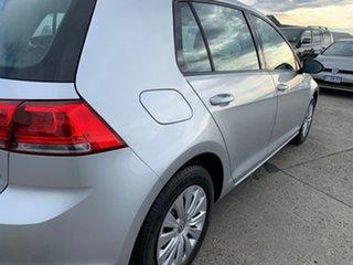 2013 Volkswagen Golf VII 90TSI Silver 6 Speed Manual Hatchback