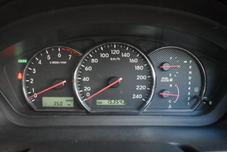2007 Mitsubishi 380 DB Series III GTL Silver 5 Speed Sports Automatic Sedan
