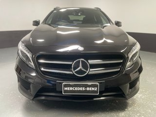 2015 Mercedes-Benz GLA-Class X156 806MY GLA250 DCT 4MATIC Black 7 Speed Sports Automatic Dual Clutch.