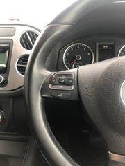 2010 Volkswagen Tiguan 5N MY10 125TSI 4MOTION Black 6 Speed Sports Automatic Wagon