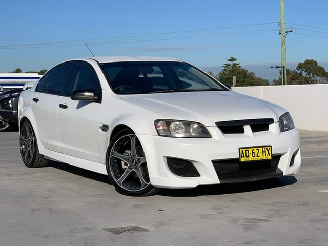 Used Holden Commodore VE Omega Liverpool, 2007 Holden Commodore VE Omega White 4 Speed Automatic Sedan