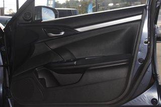 2016 Honda Civic 9th Gen Ser II MY15 VTi Blue 5 Speed Sports Automatic Sedan