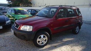 2001 Honda CR-V Classic 4WD Red 4 Speed Automatic Wagon.