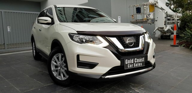 Used Nissan X-Trail T32 Series 2 ST (2WD) Southport, 2018 Nissan X-Trail T32 Series 2 ST (2WD) White Continuous Variable Wagon