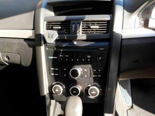 2008 Holden Commodore VE MY09 SV6 Sportwagon Black 5 Speed Sports Automatic Wagon