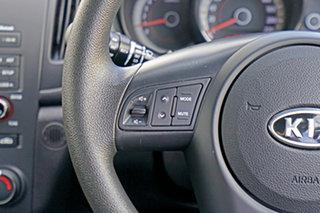 2012 Kia Cerato TD MY12 SI White 6 Speed Sports Automatic Hatchback