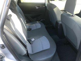 2013 Nissan Dualis J10W Series 4 MY13 ST Hatch 2WD Silver 6 Speed Manual Hatchback