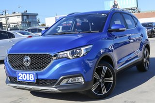 2018 MG ZS AZS1 Essence 2WD Blue 6 Speed Automatic Wagon.