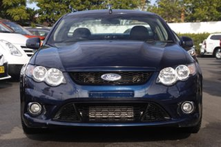 2011 Ford Falcon FG MkII XR6 Ute Super Cab Turbo Blue 6 Speed Manual Utility.