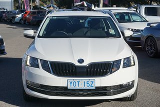 2020 Skoda Octavia NE MY20.5 110TSI DSG Candy White 7 Speed Sports Automatic Dual Clutch Wagon.