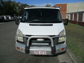 2008 Ford Transit VM Low Roof SWB White 5 Speed Manual Van.