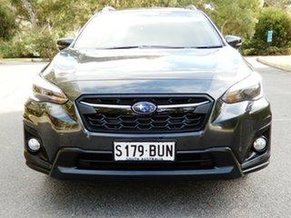 2017 Subaru XV G5X MY18 2.0i-S Lineartronic AWD Dark Grey 7 Speed Constant Variable Wagon.