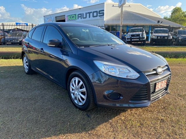 Used Ford Focus LW MkII Ambiente Berrimah, 2013 Ford Focus LW MkII Ambiente Grey 5 Speed Manual Hatchback