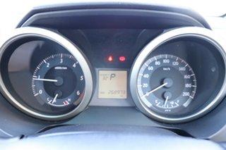 2010 Toyota Landcruiser Prado KDJ150R GXL Silver Pearl 5 Speed Automatic Wagon