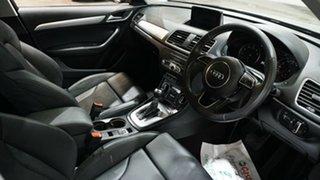 2018 Audi Q3 8U MY18 TFSI S Tronic Quattro Sport Mythos Black 7 Speed Sports Automatic Dual Clutch