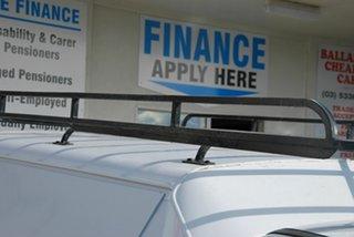 2010 Ford Falcon FG White 5 Speed Auto Seq Sportshift Cab Chassis