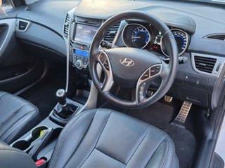 2014 Hyundai i30 GD2 SR White 6 Speed Manual Hatchback