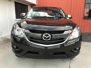 2016 Mazda BT-50 UR0YF1 XTR Black 6 Speed Sports Automatic Utility.