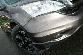 2011 Honda CR-V RE MY2011 4WD Urban Titanium 6 Speed Manual Wagon.