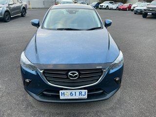 2018 Mazda CX-3 DK4W7A Maxx SKYACTIV-Drive i-ACTIV AWD Sport Blue 6 Speed Sports Automatic Wagon.