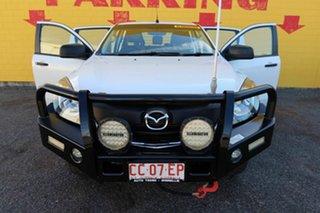 2015 Mazda BT-50 UP0YF1 XT White 6 Speed Manual Utility.