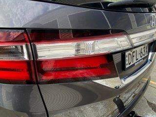 2016 Honda Odyssey RC MY16 VTi Grey 7 Speed Constant Variable Wagon