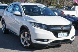 2016 Honda HR-V MY16 VTi-S White Orchid 1 Speed Constant Variable Hatchback.
