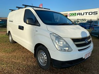 2011 Hyundai iLOAD TQ-V White 5 Speed Sports Automatic Van.
