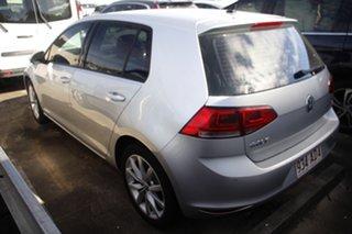 2015 Volkswagen Golf VII MY16 110TSI DSG Highline Silver 7 Speed Sports Automatic Dual Clutch.