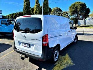 2015 Mercedes-Benz Vito 447 114BlueTEC SWB White 6 Speed Manual Van.