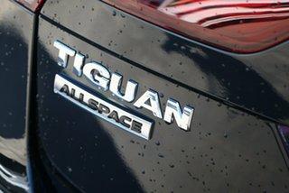 2021 Volkswagen Tiguan 5N MY21 162TSI Highline DSG 4MOTION Allspace Black 7 Speed