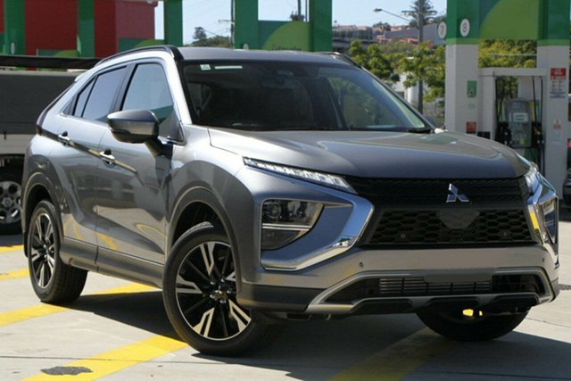 New Mitsubishi Eclipse Cross YB MY21 Aspire 2WD Gunnedah, 2021 Mitsubishi Eclipse Cross YB MY21 Aspire 2WD Titanium 8 Speed Constant Variable Wagon