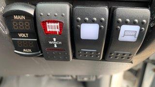2000 Toyota Landcruiser HZJ105R Standard White 5 Speed Manual Wagon