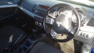 2008 Mitsubishi Lancer CJ MY08 VR Blue 5 Speed Manual Sedan