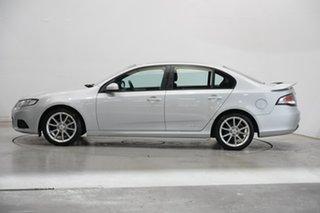 2014 Ford Falcon FG MkII XR6 Silver 6 Speed Sports Automatic Sedan.