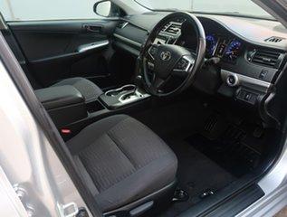 2016 Toyota Camry ASV50R RZ Silver 6 Speed Sports Automatic Sedan
