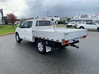 2016 Nissan Navara D23 Series II RX (4x2) White 6 Speed Manual King Cab Chassis