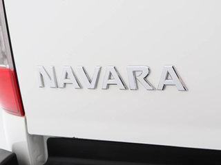 2019 Nissan Navara D23 Series III MY18 SL (4x4) White 7 Speed Automatic Dual Cab Pick-up